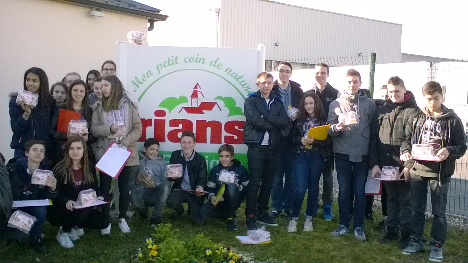 laiterie triballat rians recrutement